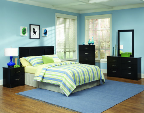 jacob bedroom group 5pc. $499